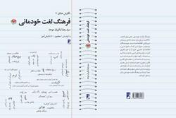 فرهنگ لغت خودمانی منتشر شد