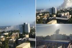 Explosion hits Mogadishu airport checkpoint