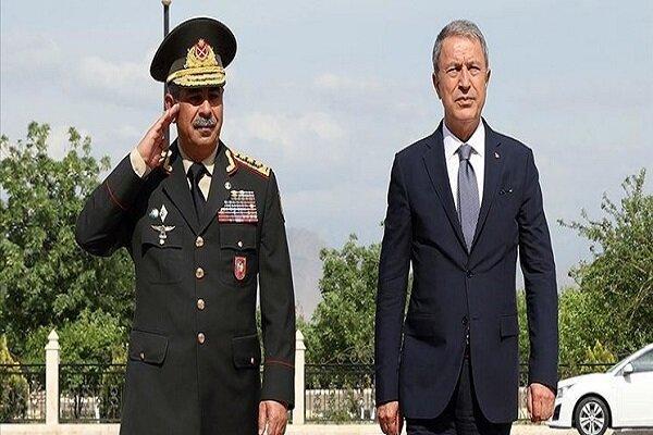Azerbaijan, Turkey discuss military-technical coop.