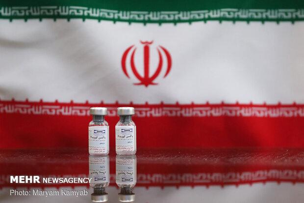 اللقاح الايراني يحصن الناس امام الفيروس البريطاني المتحور