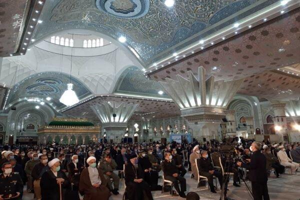 احیاء ذکری عودة الامام الخميني الی ربوع الوطن في حرمه