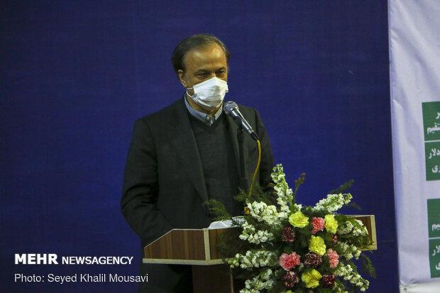 1st VP Chlorine company in Khuzestan