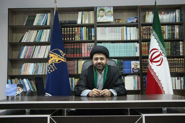 انقلاب اسلامی برای دفاع از مظلومین سرتاسر گیتی شکل گرفت