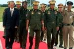 انگلیس فرماندهان ارتش میانمار را تحریم کرد