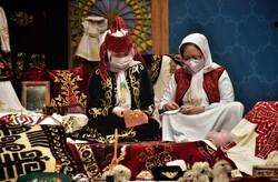 İran Halkları Kültürü Festivali'nden fotoğraflar