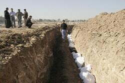 کشف یک گور دسته جمعی در شمال عراق/شناسایی اجساد ۴۰۰ تن از قربانیان جنایتهای داعش