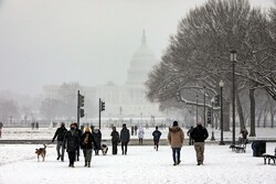 ABD'de kar fırtınası: Acil durum ilan edildi
