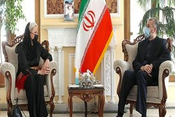 Iran voices 'strong' support for Iraq's security, stability