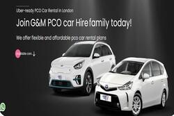 Best PCO car hire in London - PCO car rental