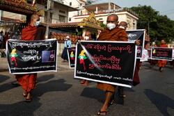 میانمار میں ملکی سطح پر انٹرنیٹ سروسز معطل