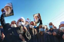 وداع مردم مازندران با یار دیرین امام و رهبری
