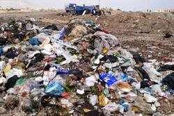 ایذه در باتلاق زبالهها