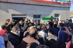 ۲۰۰۰ واحد مسکن در مناطق زلزله زده به بهره برداری رسید