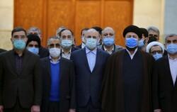 اعضای هیئت رئیسه مجلس با آرمانهای امام(ره) تجدید میثاق کردند