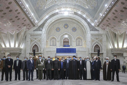 Lawmakers renew allegiance with ideals of Imam Khomeini