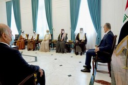 تاکید الکاظمی بر تقویت روابط عراق با کشورهای شورای همکاری خلیج فارس