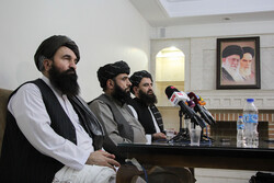 Taliban presser on Afghan peace process in Tehran