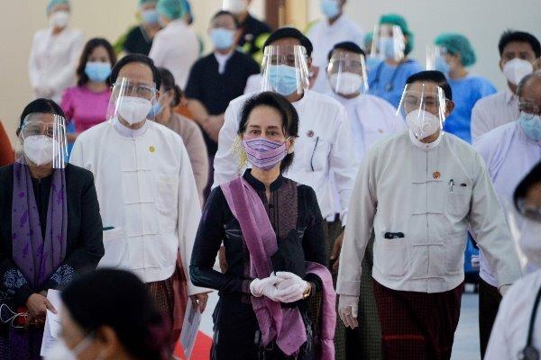 محاکمه «آنگ سان سوچی»  به اتهام فساد مالی از امروز آغاز می شود