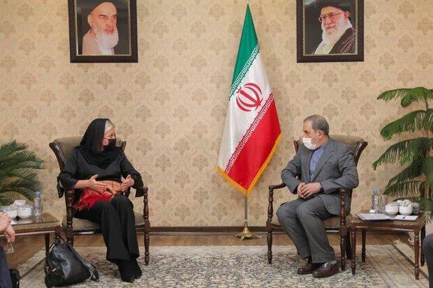 ایران اور عراق کے باہمی تعاون اور تعلقات کو مزید ترقی اور فروغ  ملے گا