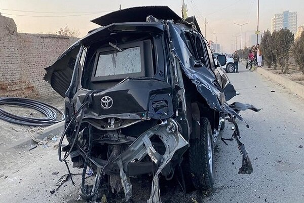 Blast hits vehicle of state ministry official in Kabul