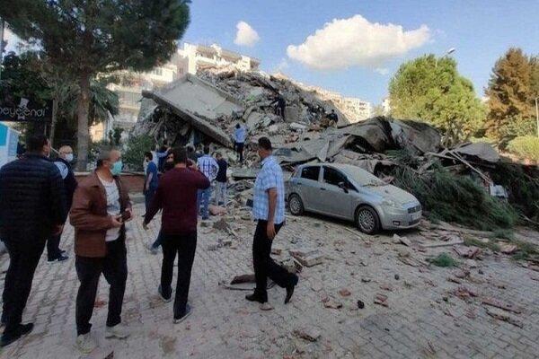 Earthquake of 5.1 magnitude hits Turkey's Izmir