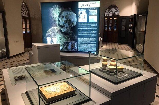 İran'ın güneyindeki en büyük müze Buşehr'de açıldı
