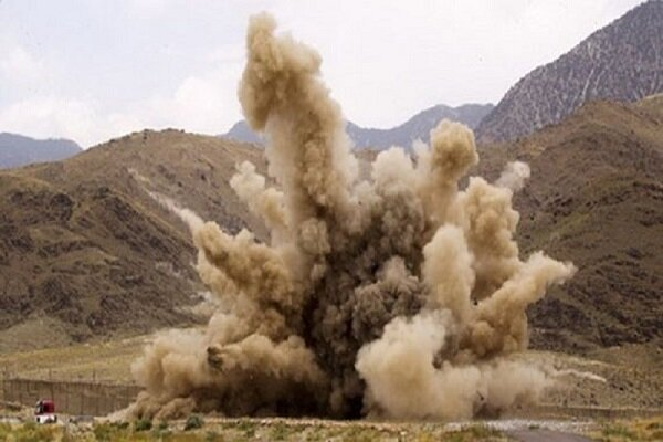 Landmine explosion in west Iran leaves 2 dead