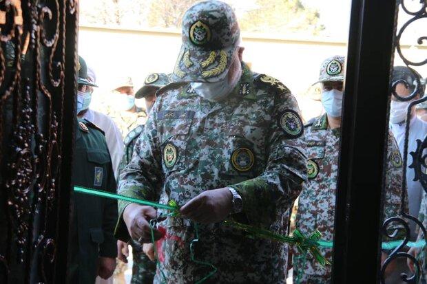 افتتاح مركز لعمليات الدفاع الجوي المشتركة في شمال غرب البلاد