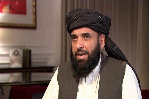 اشرف غنی افغانستان کا پیسہ واپس کریں، طالبان ترجمان