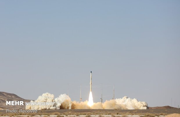 Iran successful test of satellite carrier bears message