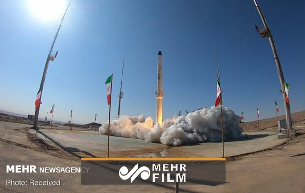 VIDEO: Iran launches 'Zol-Jannah' satellite carrier