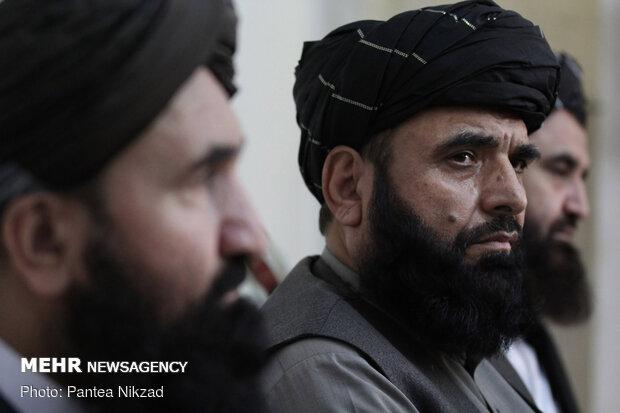 انسحاب القوات الأجنبية من أفغانستان شرط لتحقيق السلام