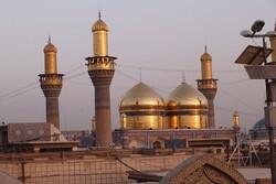 مقاومسازی و مرمت منارهها و ایوانها در حرمهای کاظمین و سامرا