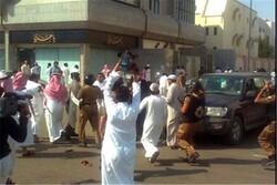 مردم عربستان علیه آلسعود در «القصیم» تظاهرات کردند