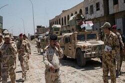 Iraqi security forces prevents suicide attack in Baghdad