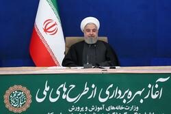 Ruhani: İran'a milyonlarca doz aşı gelecek