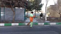مشارکت بیش از ۲۲ روستا در طرح نظافت عمومی جزیره قشم