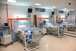 اختصاص بخش ویژه بیماران کرونایی در بیمارستان امیرالمومنین اراک
