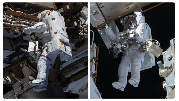 VIDEO: Intl. space station battery upgrade completed