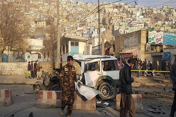 Three blasts in Kabul leaves two dead, five injured (+VIDEO)