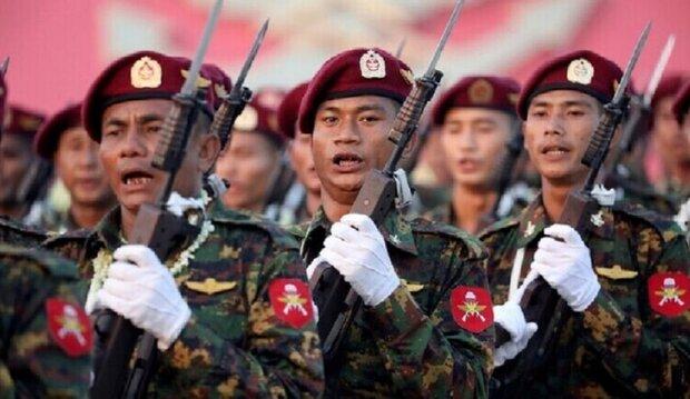 جيش ميانمار اعتقل المئات خلال الانقلاب