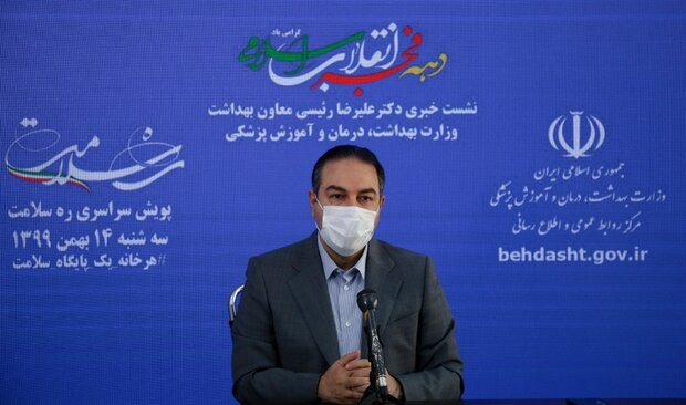 Iran to begin general people vaccination in October