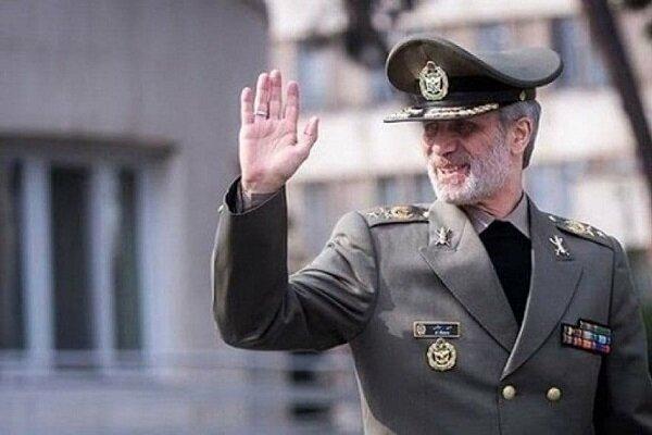 وزير الدفاع الايراني يلبّي دعوة رسمية من الهند