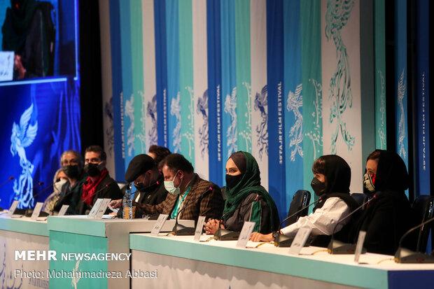 3rd day of 39th Fajr Film Festival in Tehran