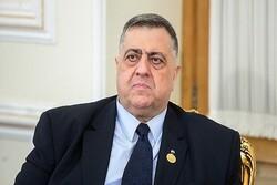 """رئيس البرلمان السوري يزور العراق بدعوة من """"محمد الحلبوسي"""""""
