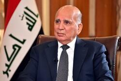 Irak Dışişleri Bakanı Tahran'da