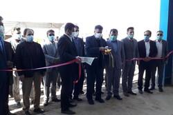 افتتاح دو پروژه حوزه کشاورزی در شهرستان سلسله