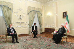 Iraq plays significant role in regional interactions: Rouhani