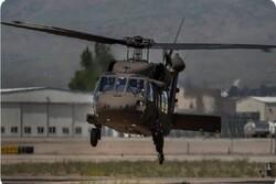 بالگرد نظامی آمریکا سقوط کرد/ هر ۳ خلبان کشته شدند