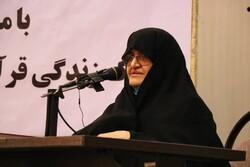 انقلاب اسلامی هویت جدیدی به زنان داد